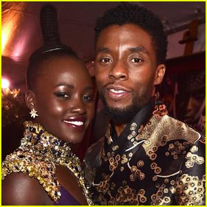 Lupita Nyong'o Says Chadwick Boseman's Passing is Still 'Raw,' Shares Update on 'Black Panther 2'