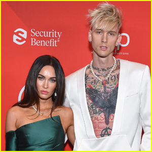 Machine Gun Kelly Marks A Very Special Occasion With Girlfriend Megan Fox!