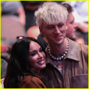 Machine Gun Kelly Explains Why He Wears Megan Fox's Blood in a Necklace