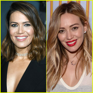 Mandy Moore & Hilary Duff's Babies Have an Adorable Playdate!