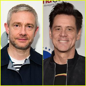 Martin Freeman Slams Jim Carrey's 'Man on the Moon' Performance as 'F-king Narcissistic' & 'Selfish'