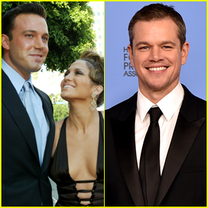 Matt Damon Is Asked About Ben Affleck & Jennifer Lopez Reconciliation Rumors - Here's What He Said!