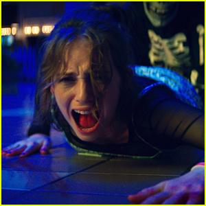 Maya Hawke & Sadie Sink Star in First Teaser For Netflix's 'Fear Street' - Watch Here!
