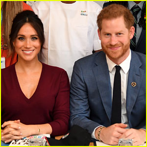 Prince Harry Reveals a Quote Meghan Markle Said to Him About Royal Princess Life