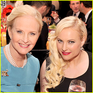 Meghan McCain's Mom Reacts to Her Fights on 'The View,' Says They Make Her Cringe