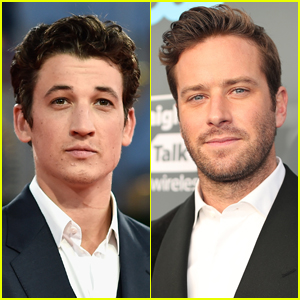 Miles Teller to Take Over Armie Hammer's Role in 'The Godfather' Making-Of Series