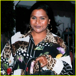 Mindy Kaling Squashes Speculation She's Engaged After Diamond Ring on Left Ring Finger