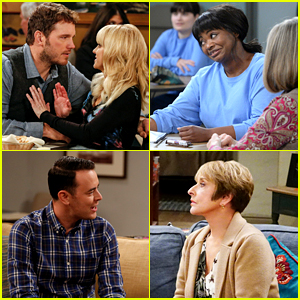 'Mom' Featured A Lot Of Huge Guest Stars Including Chris Pratt, Octavia Spencer & More!