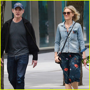 Naomi Watts & Boyfriend Billy Crudup Spotted on Rare Outing in NYC!