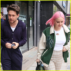 Niall Horan Spotted with Anne-Marie Ahead of Their Song Release!