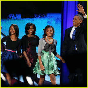 Barack Obama's Daughters Didn't Like the Secret Service - Find Out Why!