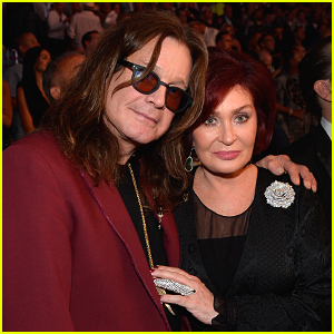 Ozzy Osbourne Opens Up About Wife Sharon's Exit From 'The Talk'