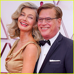 Paulina Porizkova Reveals Surprising Detail About Oscars Date with Aaron Sorkin