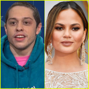 Pete Davidson Calls Out Chrissy Teigen During 'Saturday Night Live' - Watch Now