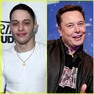 Pete Davidson Speaks Out Ahead of Elon Musk's Controversial 'SNL' Hosting Gig