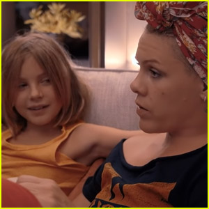 Pink Tries to Balance Motherhood & Touring in 'All I Know So Far' Documentary Trailer - Watch!