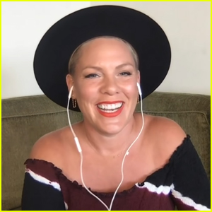 Pink Recalls Her Hilariously Awkward First Time Meeting Steve Buscemi