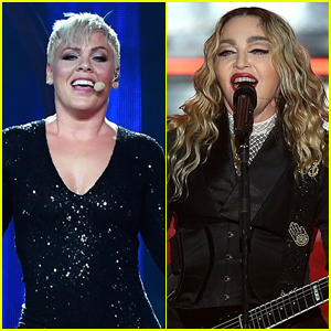 Pink Reveals Madonna's Impact on Her Career