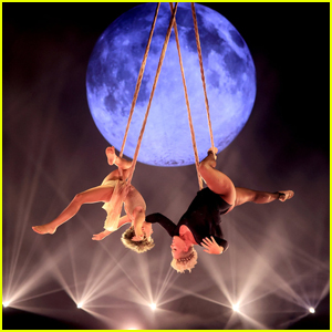 Pink Twirls in the Air With Daughter Willow During Icon Award Performance at Billboard Music Awards 2021