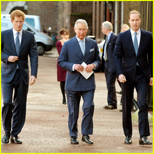 Prince Harry Says His Father Prince Charles Passed on 'Pain & Suffering' as a Parent