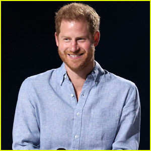 Prince Harry Encourages People to Work Together While Speaking at 'Vax Live' Concert
