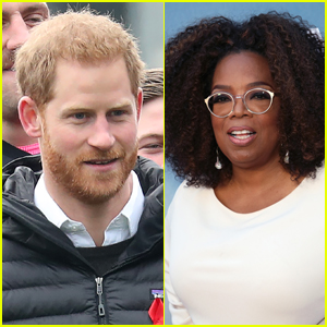 Prince Harry & Oprah Reveal the Breakthrough Moment They Shared While Filming Their New Docuseries 'The Me You Can't See'