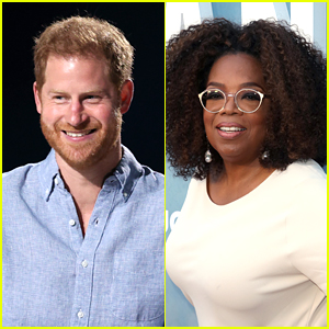 Prince Harry & Oprah Winfrey's Mental Health Docuseries Will Be Out Sooner Than You Think!