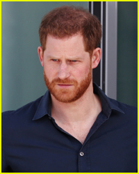 Prince Harry Reportedly Slept Through Calls About Prince Philip's Death