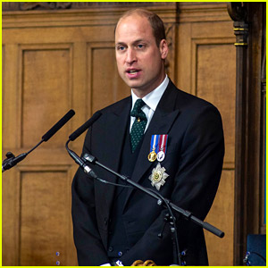 Prince William Talks About the Moment When He Learned His Mother Had Died