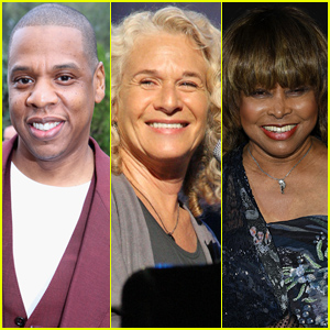 Jay-Z, Carole King, Tina Turner & More Among Rock & Roll Hall of Fame Inductees 2021!