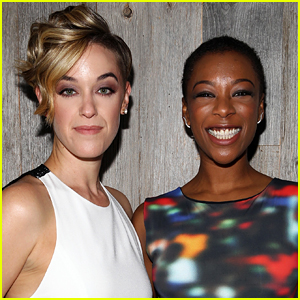 Handmaid's Tale's Samira Wiley & Wife Lauren Morelli Welcome First Child - Find Out Her Name & See First Photo!