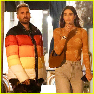 Scott Disick Spotted on Friday Night Dinner Date with Girlfriend Amelia Hamlin