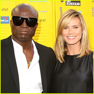 Seal Opens Up About Co-Parenting His Four Kids With Ex Heidi Klum: 'It's Challenging'
