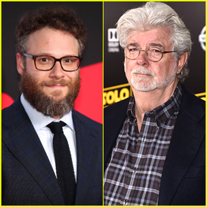 Seth Rogen Shared A Wild Story About George Lucas Thinking The World Was Going To End in 2012