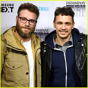 Seth Rogen Reveals If He'll Work With James Franco In The Future Following Sexual Misconduct Allegations