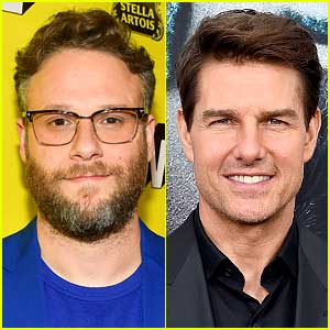 Seth Rogen Tells 'Bizarre' Story of His Meeting with Tom Cruise, Reveals His Scientology Pitch