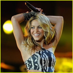 Shakira Hits the Recording Studio With 'Don't Start Now' Hit-Makers Emily Warren & Ian Kirkpatrick!