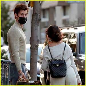 Shawn Mendes & Camila Cabello Grab Groceries Together in L.A. - New Photos!