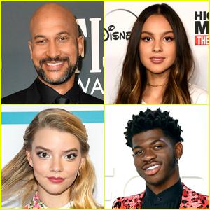 Anya Taylor-Joy & Keegan-Michael Key Set to Host SNL with Musical Guests Lil Nas X &  Olivia Rodrigo!