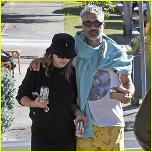 Taika Waititi & Rita Ora Step Out as a Couple for the First Time in Sydney