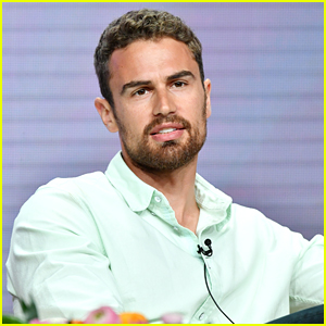 Theo James Just Shocked Fans with This Announcement