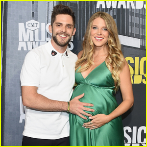Thomas Rhett & Lauren Akins Expecting Their Fourth Daughter!