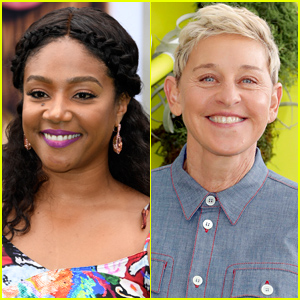 Tiffany Haddish Responds to Rumors She's Taking Over Ellen DeGeneres' Talk Show