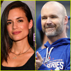 Torrey DeVitto Confirms She's Dating Chicago Cubs Manager David Ross with Cute Selfie!