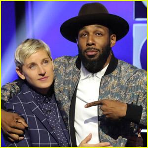 Stephen 'tWitch' Boss Reacts to Ellen DeGeneres Ending Her Talk Show