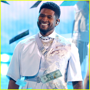 Usher Lights Up the Stage With a Medley of His Hits at iHeartRadio Music Awards 2021