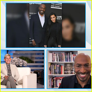 Van Jones Shares Thoughts on Kim Kardashian's Future in Law