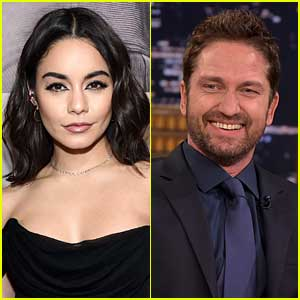 Find Out Why Vanessa Hudgens & Gerard Butler Partied Together on a Boat Last Weekend