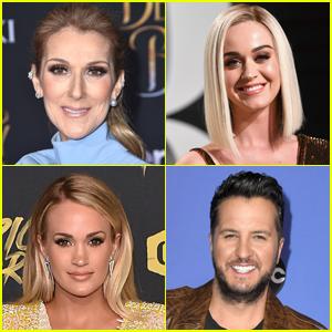 Celine Dion, Katy Perry, Carrie Underwood, & Luke Bryan's Mini Las Vegas Residencies Confirmed - See the Dates!