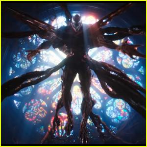 Venom & Carnage Go Head-to-Head in 'Venom 2' Trailer - Watch Now!